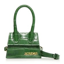 Jacquemus Women Handbags Alligator <strong>Totes</strong> 2019 Ladies Hand Bags Messenger Bag Designer Shoulder Bags Small Flap Clutch Purse