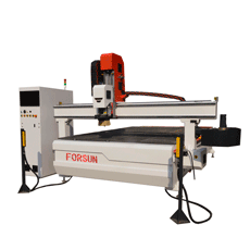 Professional CNC Router 1325 Machine +Double Working Tables