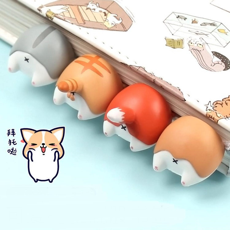 2019 hot sale Anime bookmarks Cute bookmark bookmark