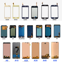 cell phone parts for samsung lcd for samsung screen touch for samsung display pantallas de celular