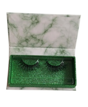 Wholesale Qingdao 100% Mink Fur Lashes Vendor 3d Real Mink Eyelashes with Box