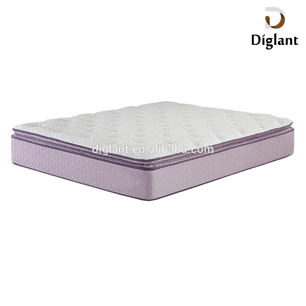 JE-A455 Diglant furniture Memory Foam Latest Double Single Bed Fabric King Size bed mattress in dubai - Jozy Mattress | Jozy.net