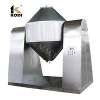 SZG Model Low Temperature Double Cone Dryer Rotary Industrial Vacuum Dryer
