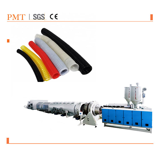 Best Price Pp/<strong>pe</strong>/ppr Plastic Hot/cold Water Pipe Making Machine With Single Screw Extruder
