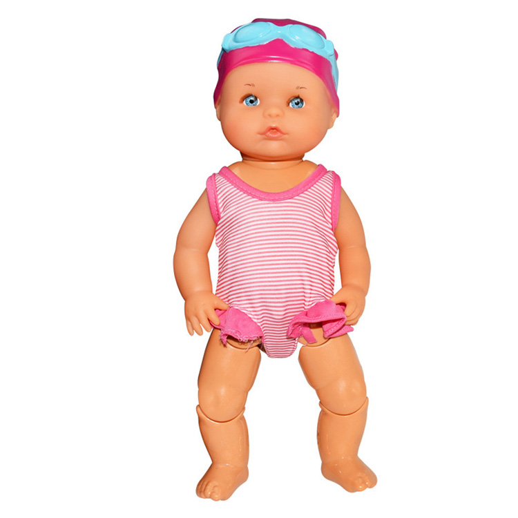 2020 Wholesale <strong>Doll</strong> Toys 13 Inch Waterproof Swimming <strong>Doll</strong> Toy Electric Bath Pool Waterproof <strong>Doll</strong> Toys For Kids Birthday Gifts