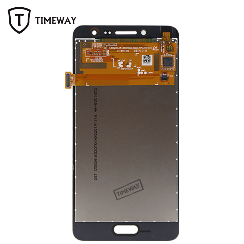 Best original lcd replacement for Samsung J1 2016 <strong>J120</strong> cell phone lcd display Touch screen digitizer assembly