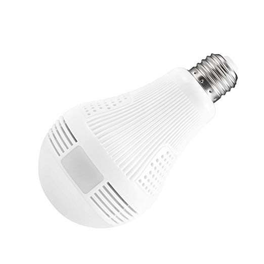 Good Quality Factory Directly <strong>Security</strong> Wifi Camera Lamp Bulb IP