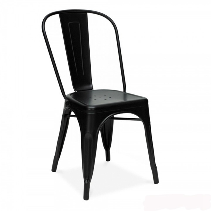 High Quality Modern Luxury Restaurant Furniture Metal Cafe Chairs HYX-503
