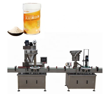 automatic bottles jars powder filling machine screw powder filler ground spice seasoning powder filling machine