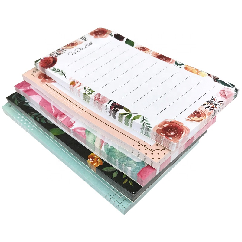 Hot Sale High Quality Promotional Custom Shaped Paper Memo Pad Super Sticky Notes