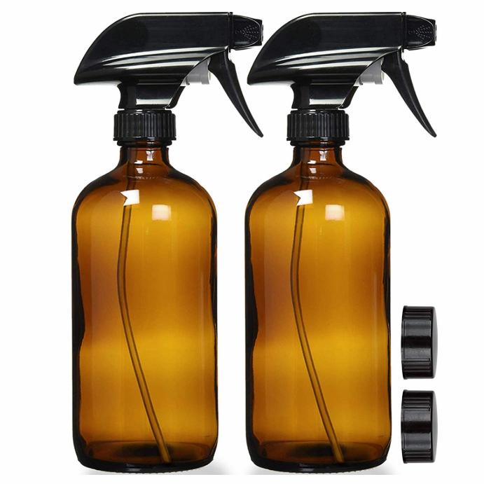 Room Amber Glass Bottle 30ml/50ml/100ml
