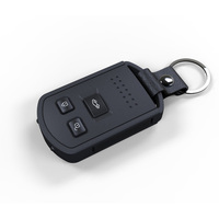 Multifunction Mini DV Security Car Key Spy Hidden Video Camera With Voice Recording