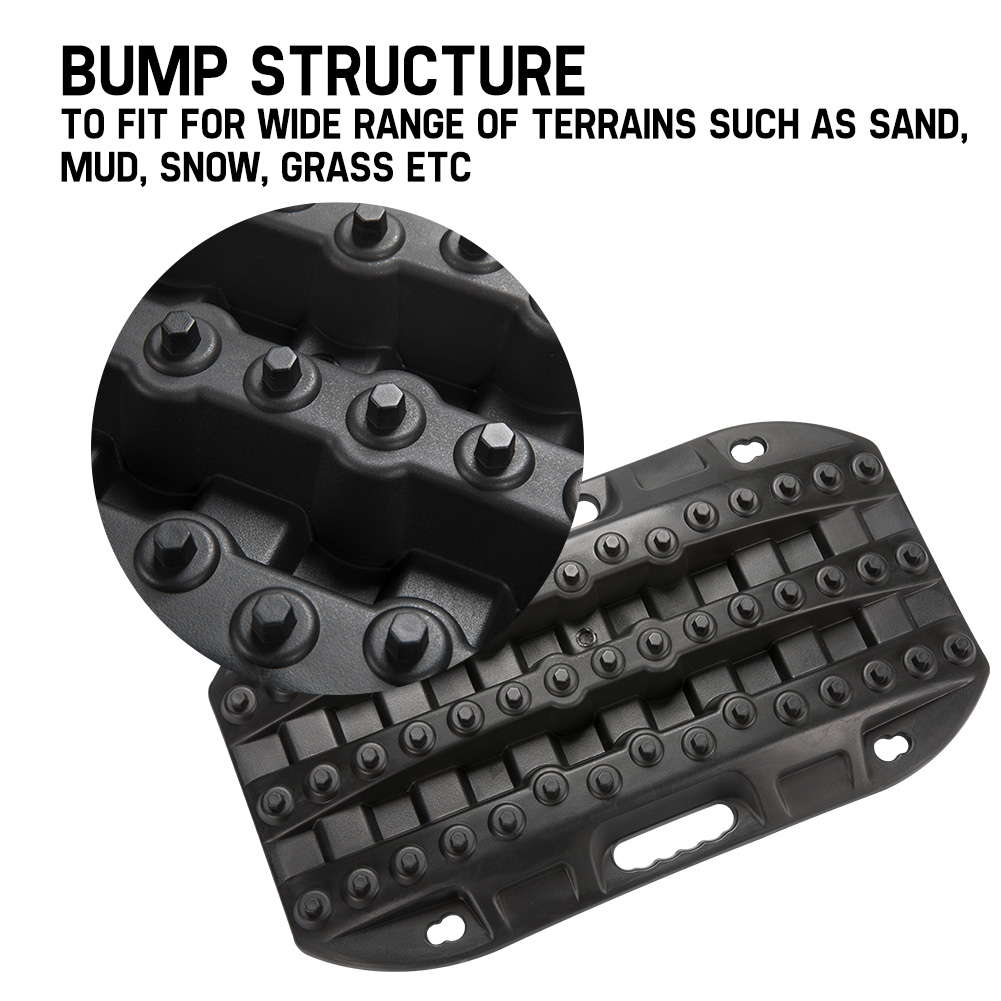 4X4 Recovery Offroad Bord Schlamm Schnee Recoverry Kits Sand Wieder Spur