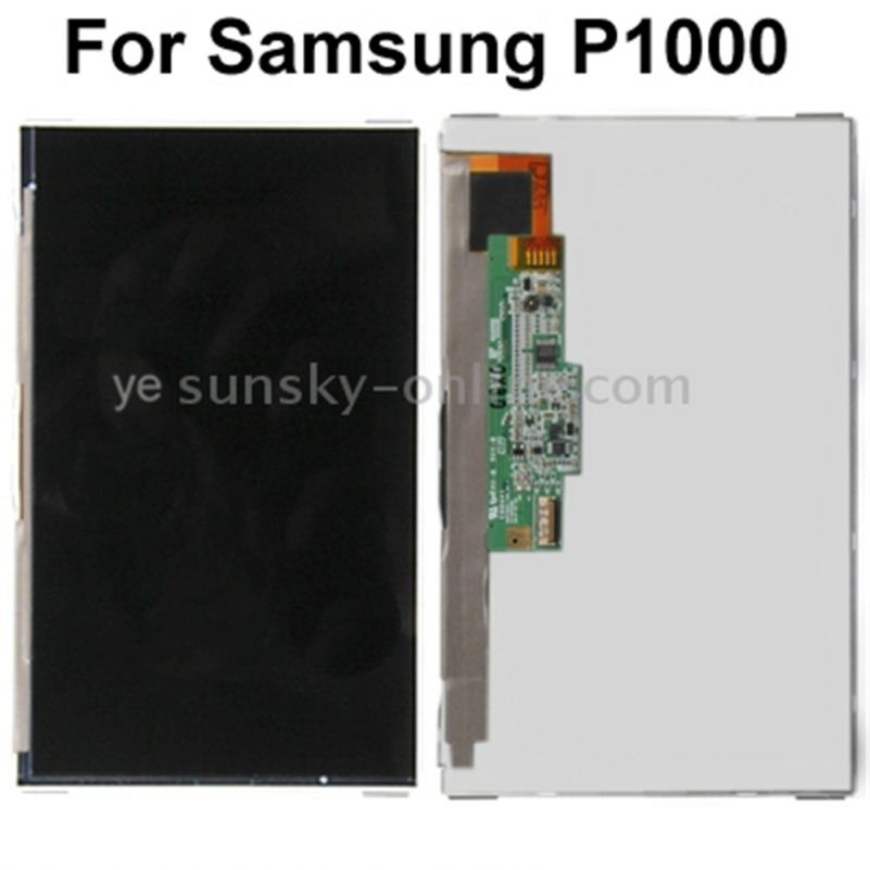 <strong>LCD</strong> Display <strong>Screen</strong> Part for Galaxy Tab <strong>P1000</strong>/P1010