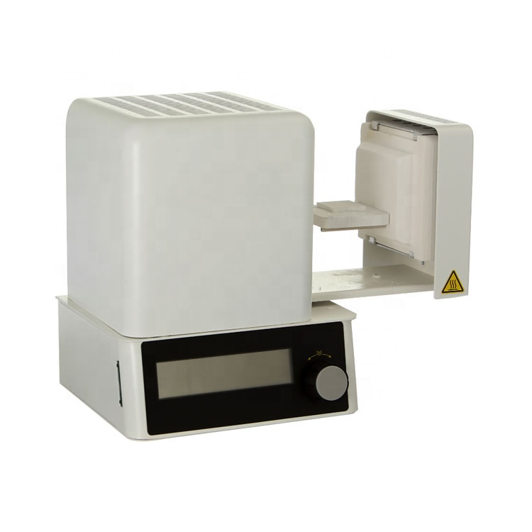Most popular and newest design 1100C dental dewaxing mini furnace