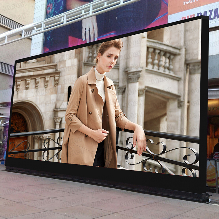 Outdoor LED Video Display videotron p8 outdoor giant led display <strong>p10</strong>