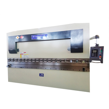 Milling machine for metal sheet bending as press brake