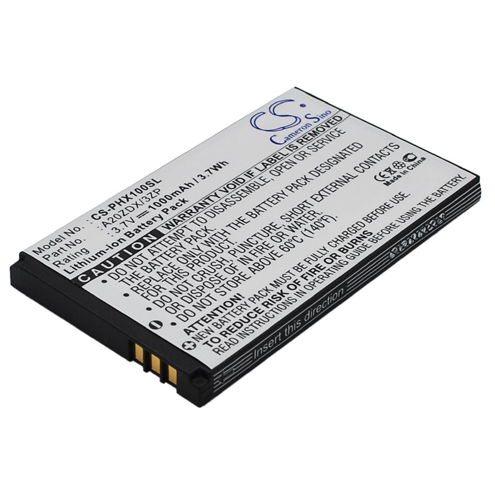 <strong>Battery</strong> Replacement for philips Xenium T129 X325 <strong>X100</strong> A20ZDX/3ZP