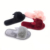Wholesale Female Fur Slippers Cute Color Non-Slip Ear Decoration Fur Slippers Women