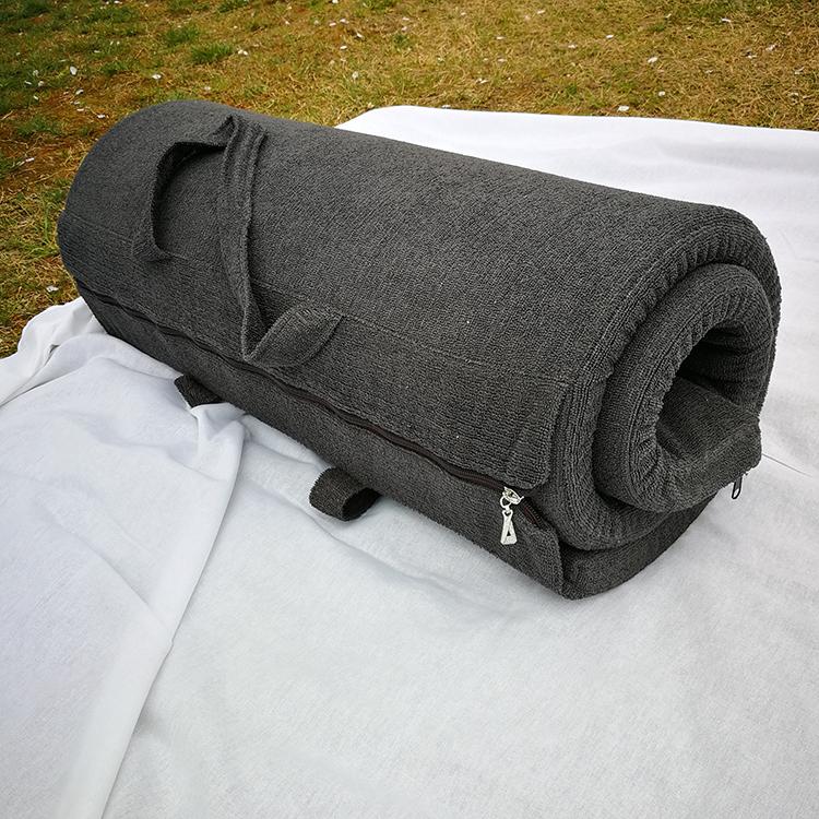 Waterproof sleep well portable memory foam folding mattress - Jozy Mattress | Jozy.net