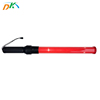 DK durable traffic warning wand baton battery powered highlighted reflective