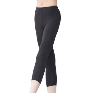 Factory Direct Selling Women Cotton spandex Ballrt Practicing Leggings For Adults