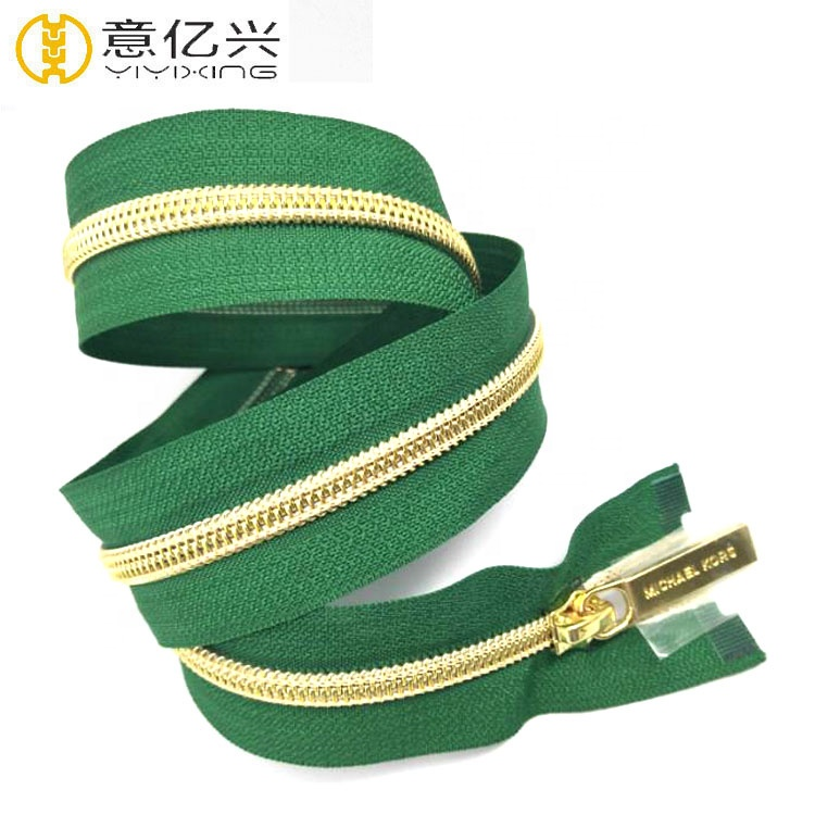 Superior Quality Long Chain Nylon Wide Tape Zipper For Sleeping Bags