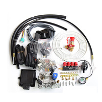 auto lpg conversion kit 4cyl 6cyl 8cyl lpg injector repair kit