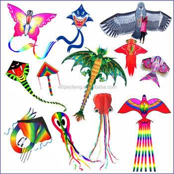 Customized all kinds of kites Adult kite child kite