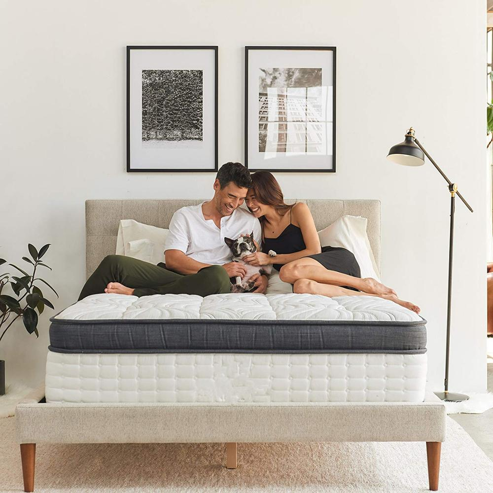 gel memory foam mattress customized Bedroom Furniture bedding manufacturer - Jozy Mattress | Jozy.net