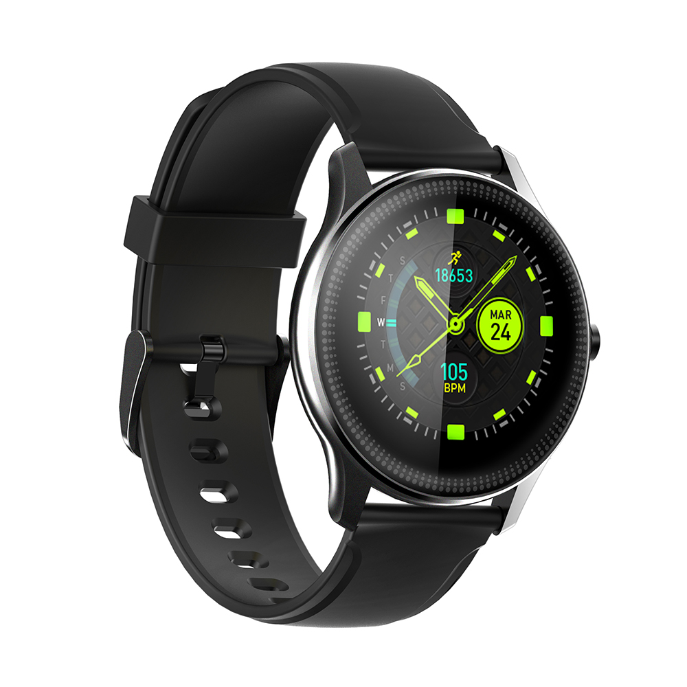 BOZLUN Latest smartwatch <strong>W10</strong> with Dynamic UI Heat Rate Monitor Fitness Tracker Smart <strong>Watch</strong>
