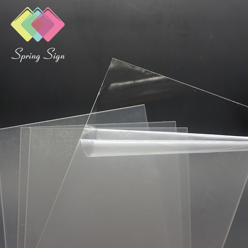 Clear Acrylic Sheet 48 <strong>x</strong> 96 Unbreakable Perspex Plate