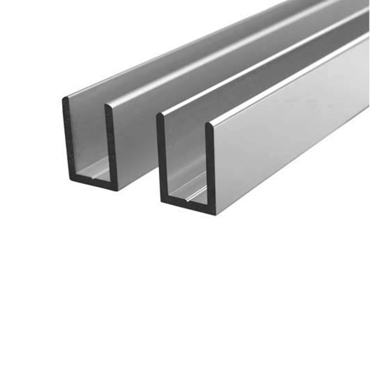 Hot sale Aluminum Strut Channel Aluminum U Channel Profile