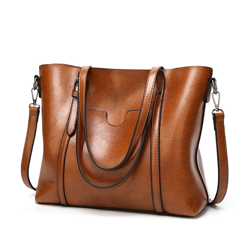 Genuine Luxury Leather Purses Handbags For <strong>Women</strong> 2019