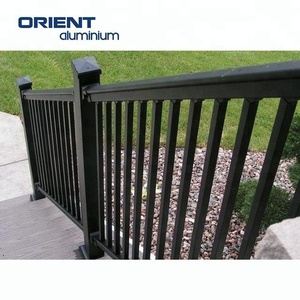 outdoor aluminum railing system design for sale