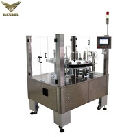 Made in China Semiautomatic Cartoner, Cosmetic Tubes Economic High Speed Automatic Cartoning Machine