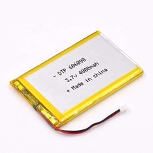 Dtp606090 3.7V 4000mAh Lithium Polymer Battery with Cheap Price