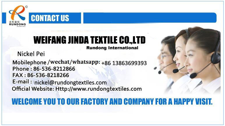 Polyester/Cotton Poplin Textile Fabric