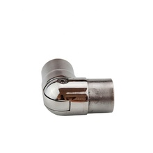 Stainless Steel Adjustable Round Tube Elbow Pipe <strong>Fitting</strong>