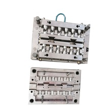 Professional injection mold mould for wire-free coil spring plastic shell