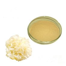 Snow fungus edible white fungus organic Tremella extract Fuciformis polysaccharide 30% for beauty.