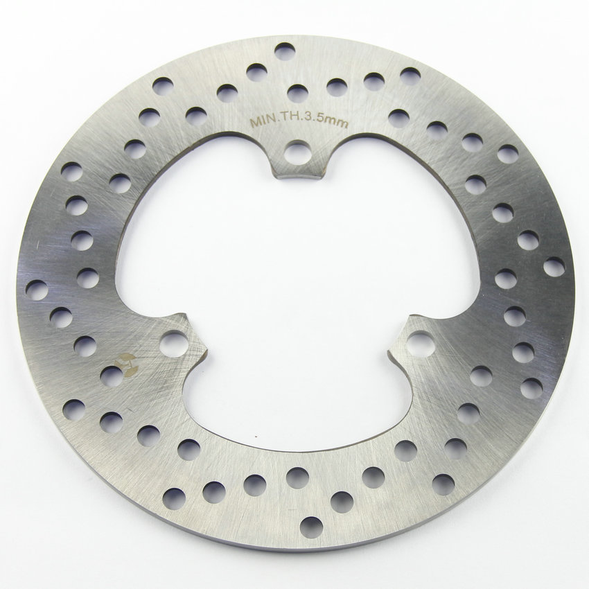 Wholesale high quality motorcycle rear brake discs for Yamaha 5XT-2582W-<strong>00</strong>-<strong>00</strong> XG250 TRICKER XT225 <strong>W</strong> 4JG1-6 Serrow XT250 XTZ250