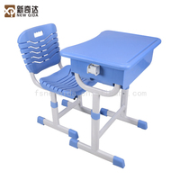 plastic school table high quality ABS student desk