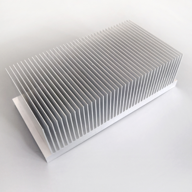 Factory supply best price heatsink 200(W)*60(<strong>H</strong>)*<strong>100</strong>(L)mm