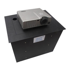 JG740 Conference Table <strong>Projector</strong>/Camera Motorized Lift Retractable Pop Up Lift