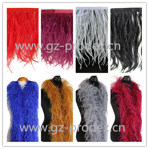 Fashion Marabou feather boa