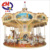 China factory amusement 16 seats carousel horse for sale