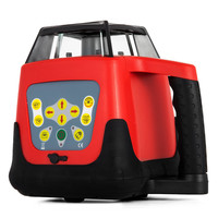 500M Range Automatic Self-leveling Green Rotary Laser Level