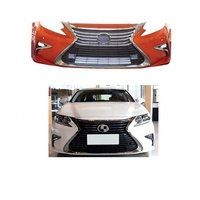 Auto Exterior Plastic Parts Car Front Bumper for Lexus ES 2016
