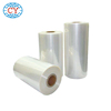 Clear Plastic Film BOPP Film Jumbo Roll For Packing
